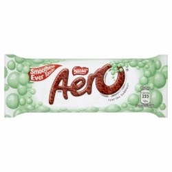 Nestle Aero Chocolate