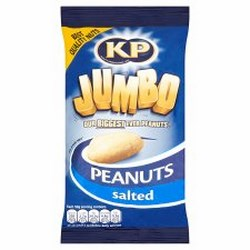 KP Crisps and Nuts