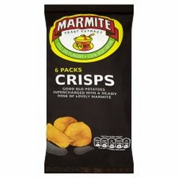 Marmite Snacks