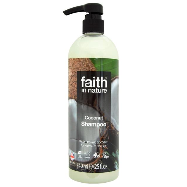 Faith in Nature Shampoo and Conditioners