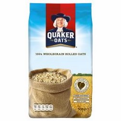 Quaker Porridge and cereal