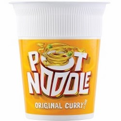 Pot Noodle ready meal