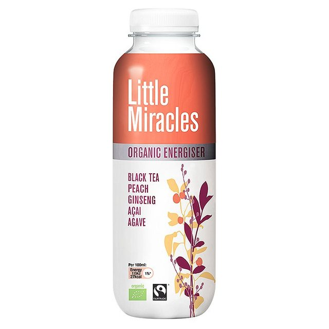 Little Miracle Organic Tea Drinks