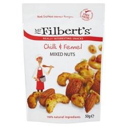Mister Filberts Snacks