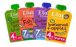 Ellas Kitchen Baby Food