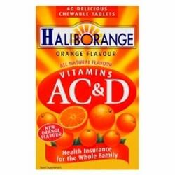 Haliborange Vitamins