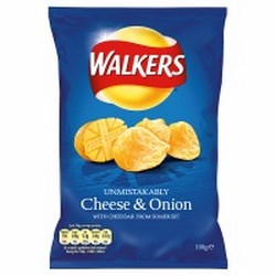 Walkers Crisps and Crackers