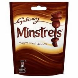 Minstrels Chocolate