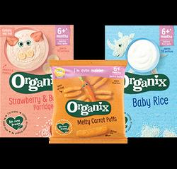Organix Baby Food