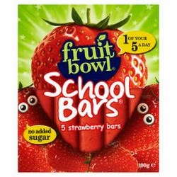 Fruit Bowl Snacks