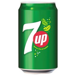 7 Up Soft Drinks