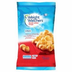 Weight Watchers snacks and crisps