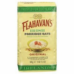 Flahavans Oatmeal and Porridge