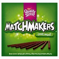 Nestle Matchmakers Chocolate