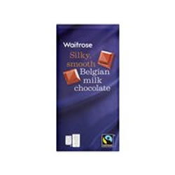 Chocolate by Waitrose