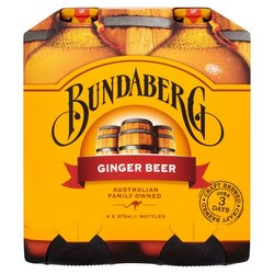 Bundaberg Soft Drinks