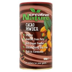 Creative Nature Cacao Powder