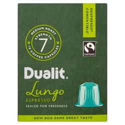 Dualit Nespresso Coffee Pods