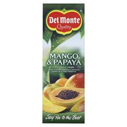 Del Monte Soft Drinks