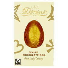 Divine Chocolate Eggs