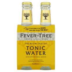 Fever Tree Flavoured Tonic Water