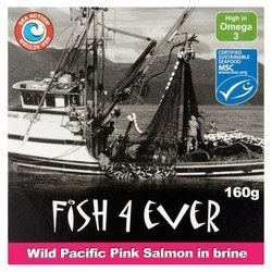 Tinned Fish from Fish 4 Ever