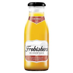 Frobishers Squeezed Fruit Juice