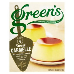 Greens Desserts
