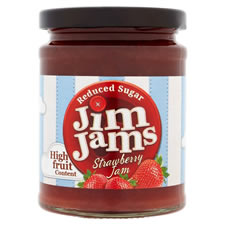 JimJams Reduced Sugar Spread
