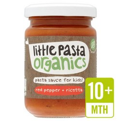 Little Pasta Baby Foods