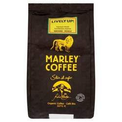 Marley Whole Beans and Ground Coffee