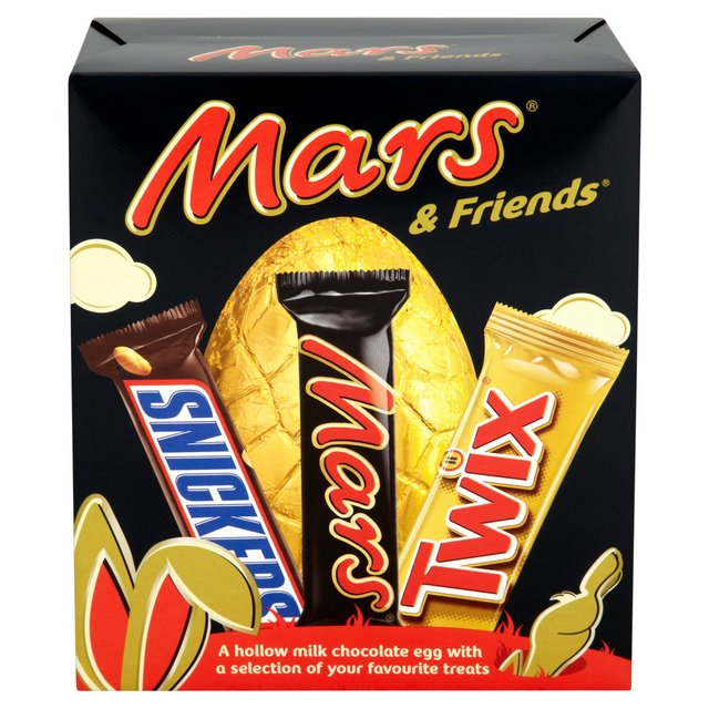 Mars Chocolate Eggs