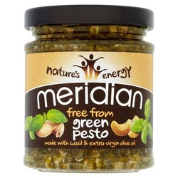Meridian Pastes and Sauces