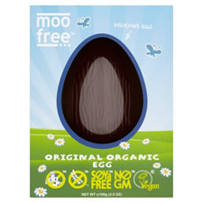 Moo Free Chocolate Eggs