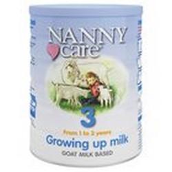 Nanny Care Goat Milk