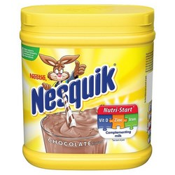 Nesquik Milkshake Drinks