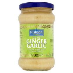 Nishaan Minced Garlics