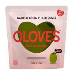 Olove Olive Snacks