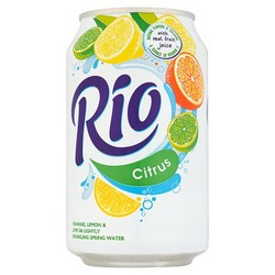 Rio Fizzy Fruit Drinks