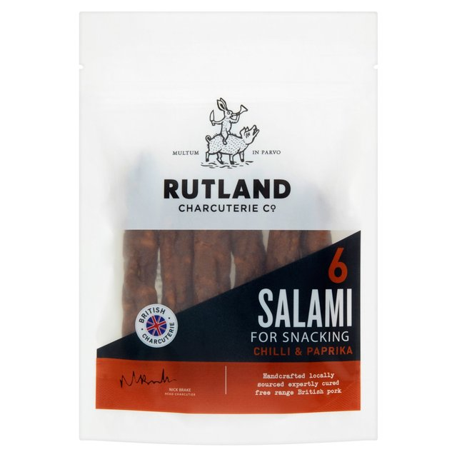 Rutland Charcuterie Salami