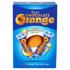 Terrys Chocolate Orange Eggs