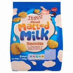 Tesco Biscuits