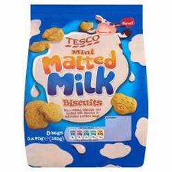 Tesco Biscuits