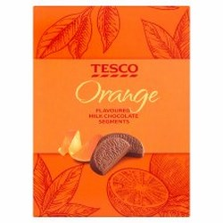 Tesco Chocolate