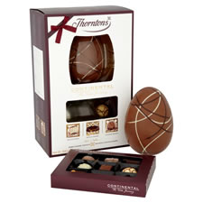 Thorntons Chocolate Eggs