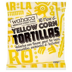 Wahaca Salsas and Tortillas