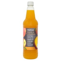 Waitrose Soft Drinks