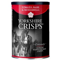 Yorkshire Popcorn and Crisps