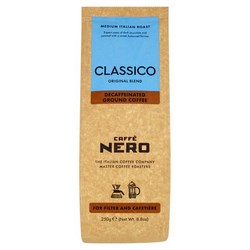 Caffe Nero Coffees