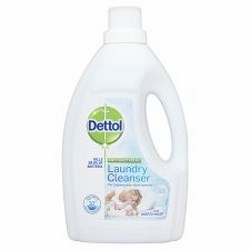 Dettol Laundry Products.